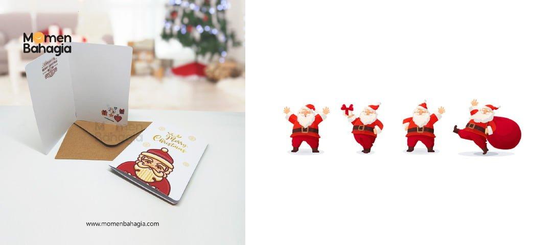 Desain Kartu Ucapan Natal Unik tahun 2019   Yuk Intip ...