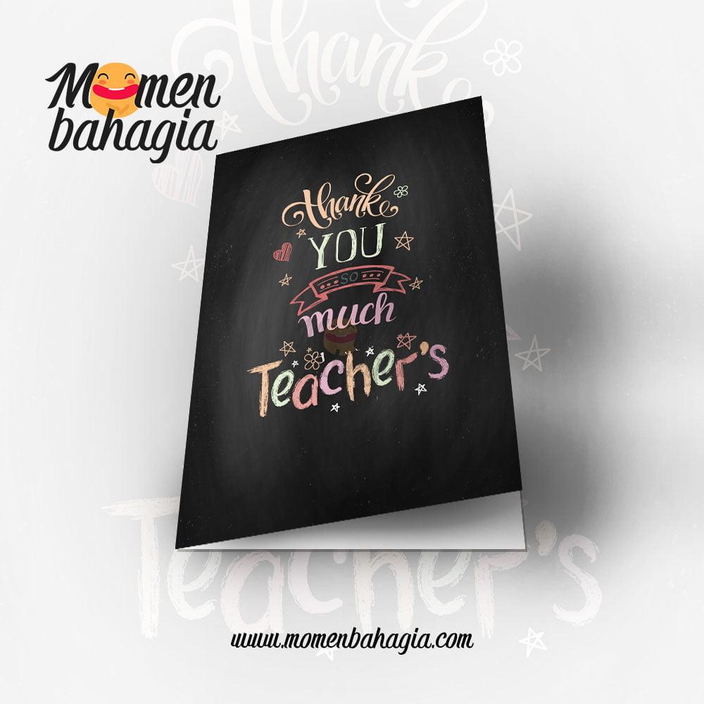 Tempat beli kartu ucapan hari guru